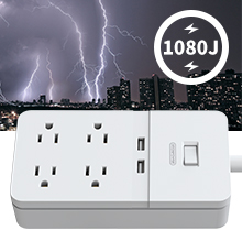 power strips with surge protection