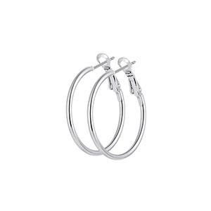hoop earrings set