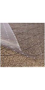 clear carpet
