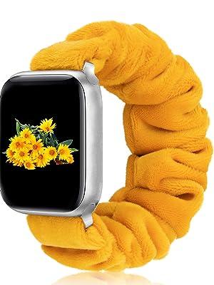 Apple Watch Band Scrunchie