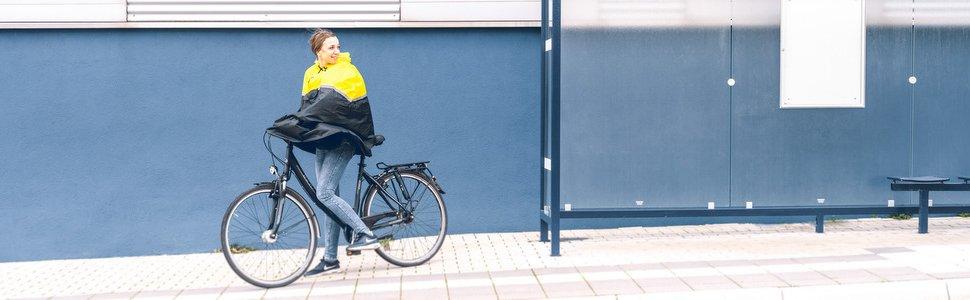 Fahrradponcho