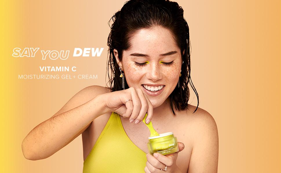 i dew care, say you dew, moisturizer