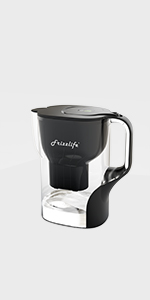 Frizzlife water pitcher