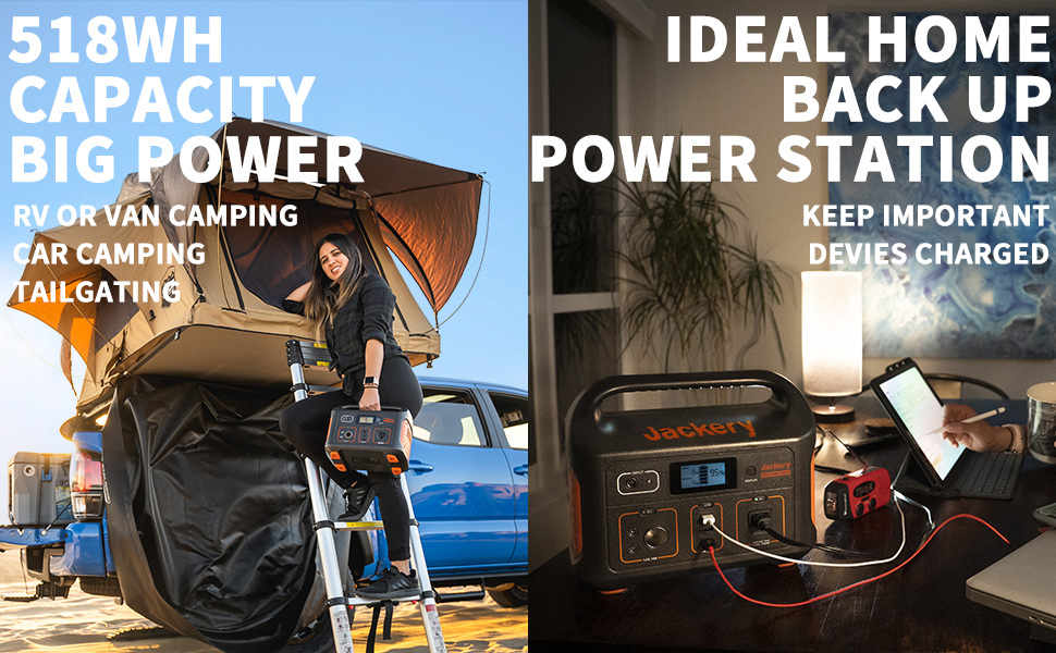 Jackery Portable Power Station