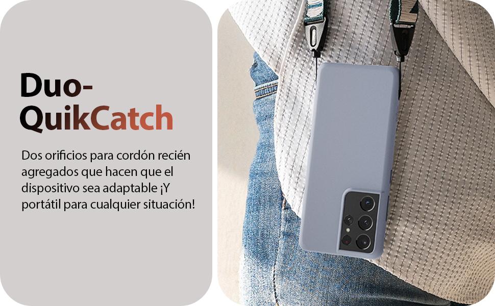 Ringke Air-S Compatible con Funda Galaxy S21 Ultra
