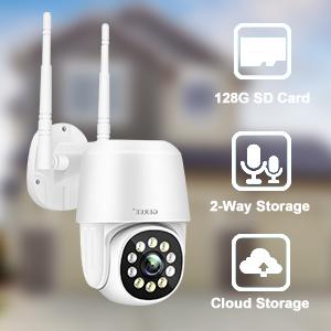 2-Way Storage Outdoor Camera