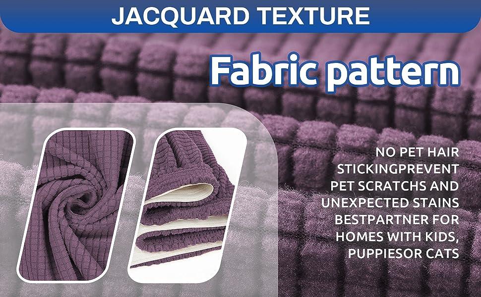 Dark Purple sofa cover L/XL/XXL A+3