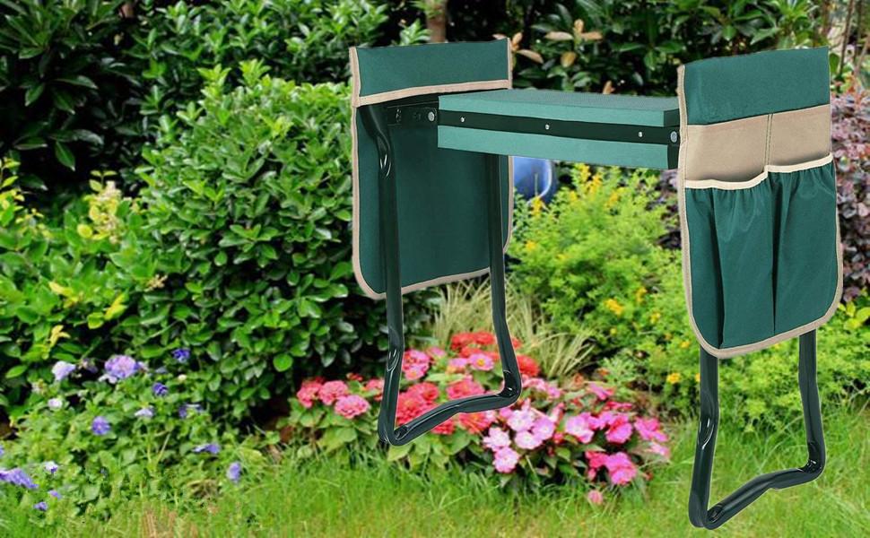 Garden Kneeler & Seat