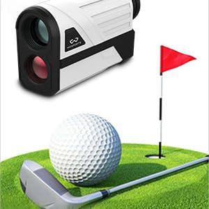 ゴルフレーザー距離計