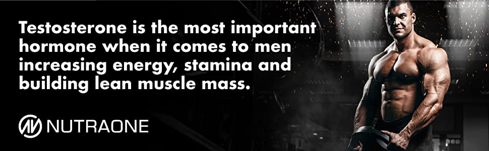 Testosterone hormone when it comes to men increasing energy, stamina and building lean muscle mass.
