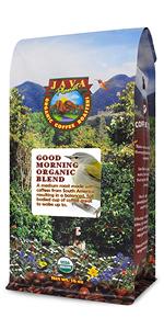 Good Morning Organic Blend