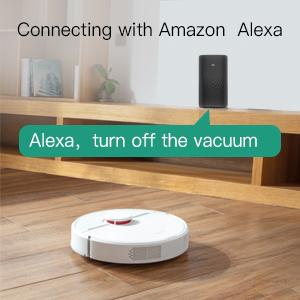 Connecting with Amazon Alex