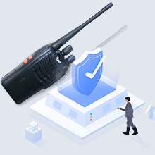 radios walkie talkies