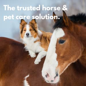 the trusted horse and pet care solution