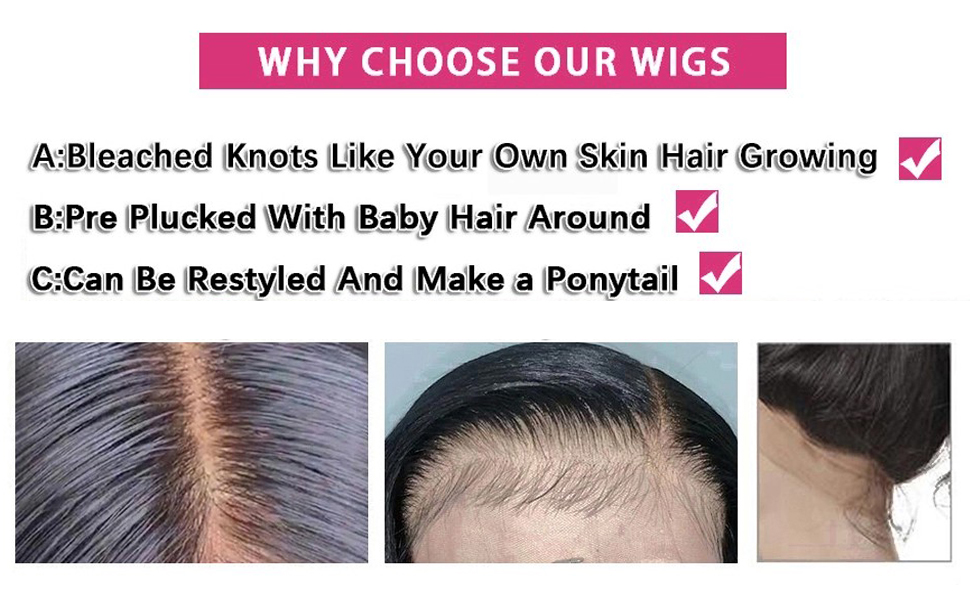 curly closure wigs