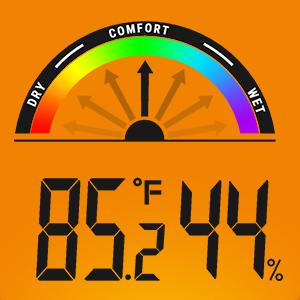 Tmand Digital LCD Interior Habitacion Exterior Temperatura Electronica Humedad Medidor Termometro Higrometro Estacion meteorologica Despertador