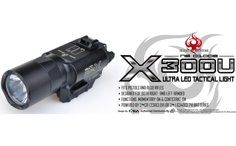 SF X300U