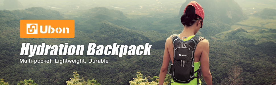 Ubon 10L Hydration Backpack