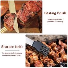 bbq set grilling tool