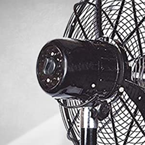 Hi Speed Power Pedestal Fan