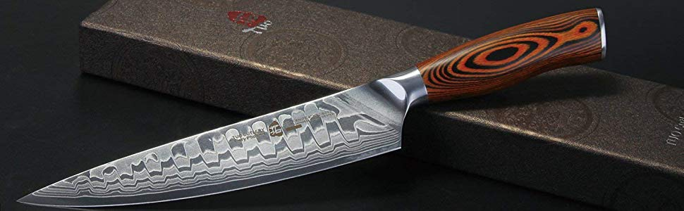 tuo fiery phoenix chef knife paring knife kitchen knives knife set knife block