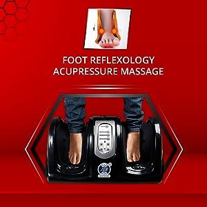 foot reflexology acupressure massage