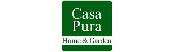 casa pura Home & Garden logo - Premium home, garden and office suppliers