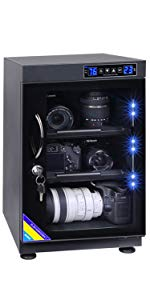 40L Touchscreen Dry Cabinet
