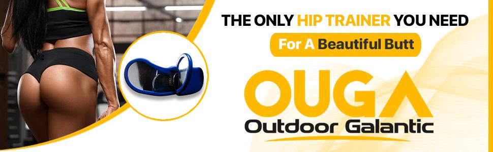 hip trainer - glute workout equipment - glutes workout equipment - booty trainer