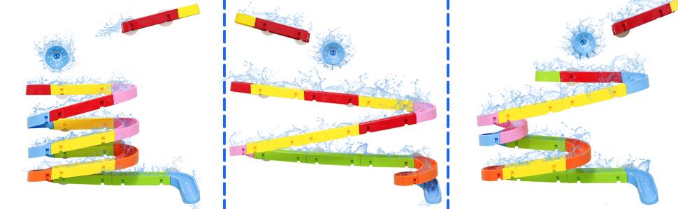 tubes tub toy