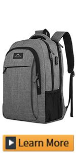 mochilas escolares grandes juveniles mochila portatil 17 pulgadas mochila ordenador 17.3''