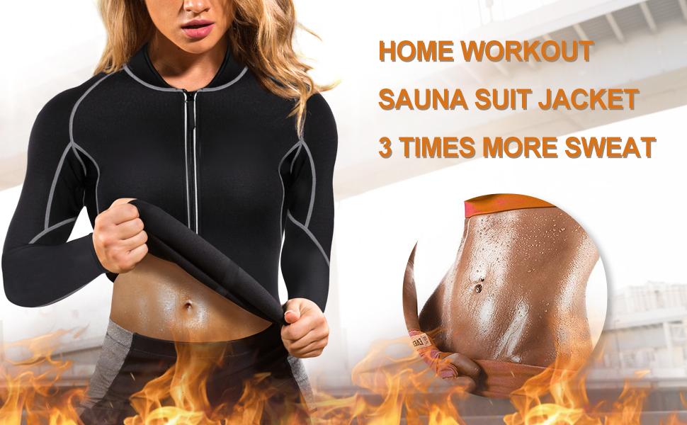 waist trainer jacket for women