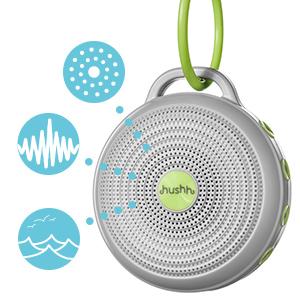 sound machine ocean sounds rainforest sounds noise machine for babies portable sound machine kids