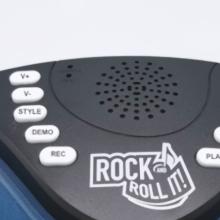 built-In speaker,electronic bongos, electronic percussion, bongo, conga, tabla, foldable bongos