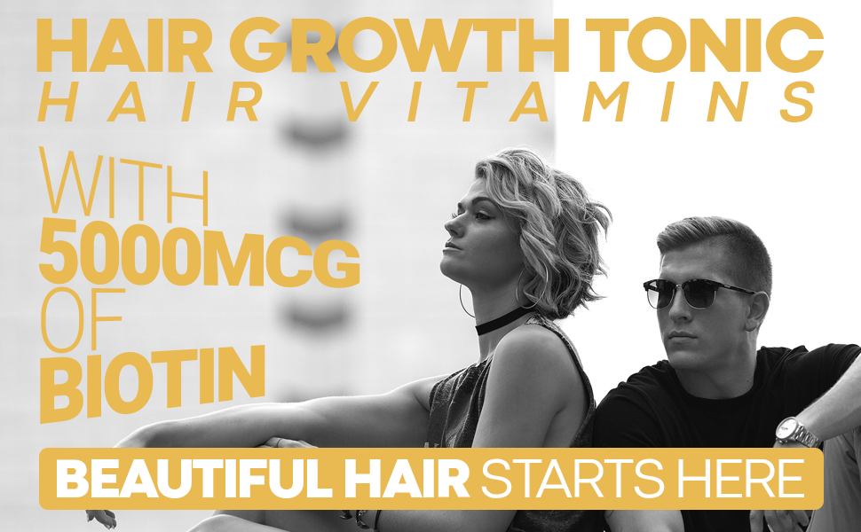 hair growth tonic