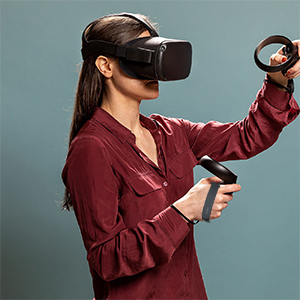 Grip Cover for Oculus Quest or Rift S Touch Controller