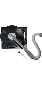 Vinyl Record Cleaning Wand for Dyson V11 V10 V8 V7