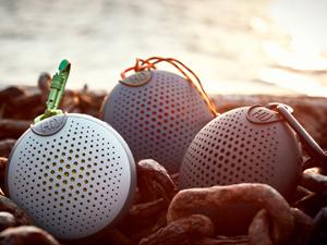 rugged speakers waterproof bluetooth