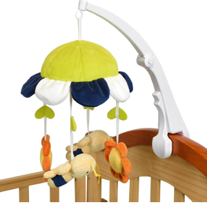 Amazon Com Hleeduo Fenghgoxu Baby Music Mobile Arm For Crib Clip Bracket Clip On Mobile Baby Bed Bell Music Box White 12 Songs Music Box Cross Mobile Arm Toys Games