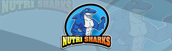 nutri sharks logo