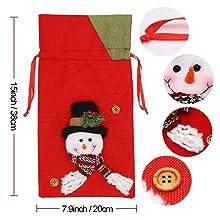 Christmas gift bags for childen