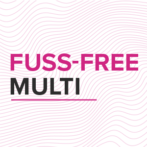 fuss-free multi