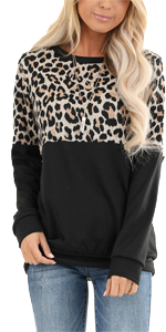 leopard tunics