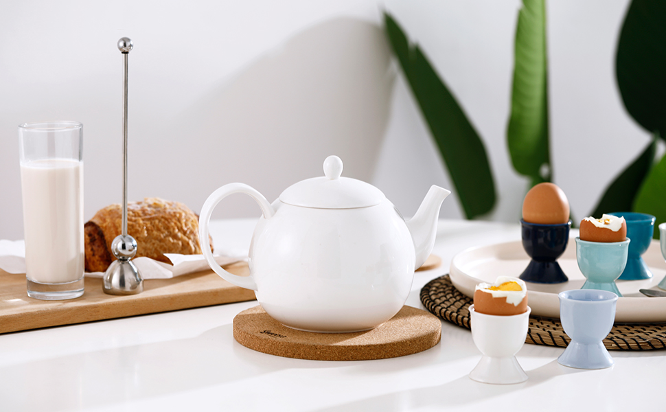 The banner of teapot