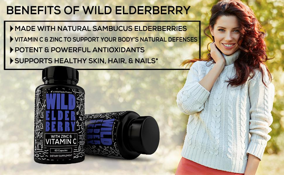 Elderberry Capsules