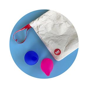 menstruationstasse fun factory fun cup menstruationstassen silikon menstruationscup periode tampon