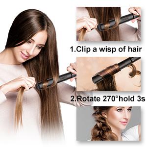 travel hair straightener