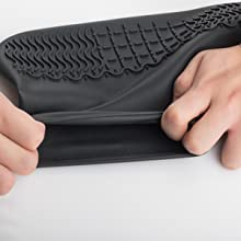 Reusable Silicone Waterproof Shoe Covers,