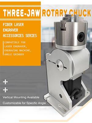LaserMarker Machine Rotary Head