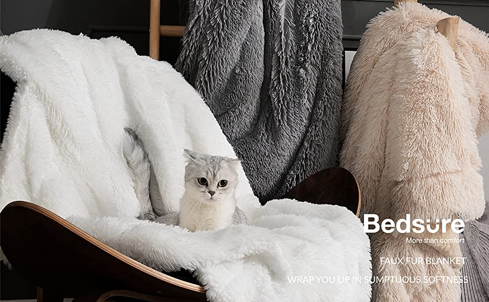 Get Cozy with Bedsure Throw Blanket